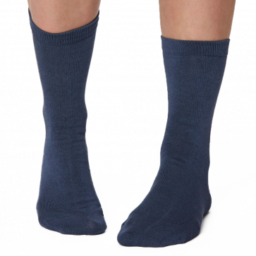 Solid Jackie Bamboo Socks